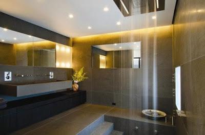 model plafon kamar mandi minimalis