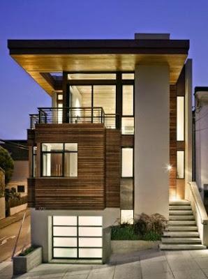gambar rumah minimalis type 36 72 2 lantai