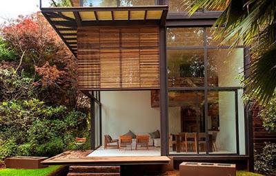 rumah idaman dari kayu dari jepang
