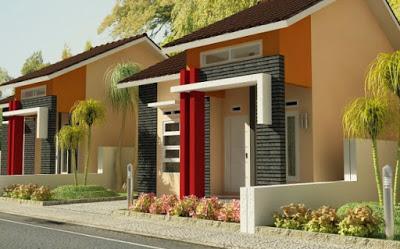 rumah kuning rumah minimalis type 36 60