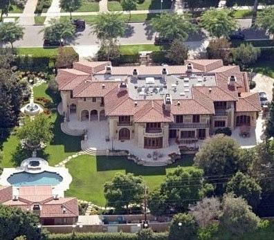rumah mewah selebriti dunia jenifer lopez