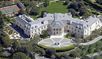 rumah mewah selebriti dunia oprah winfrey