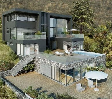 rumah paling mewah di dunia 2017