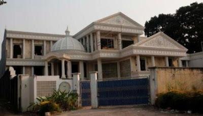 rumah termewah di indonesia anang dan ashanti