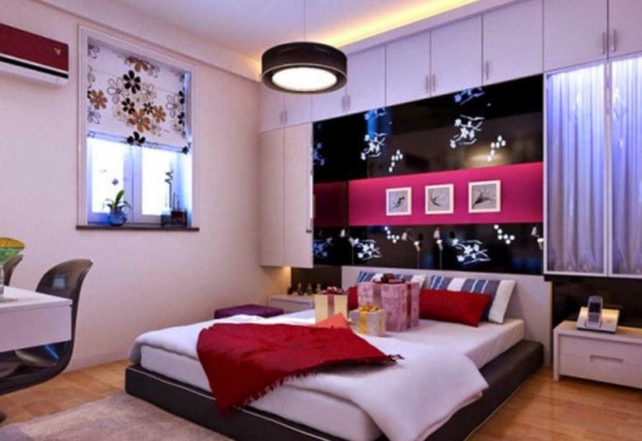 Ruang Kamar Tidur Rumah Minimalis