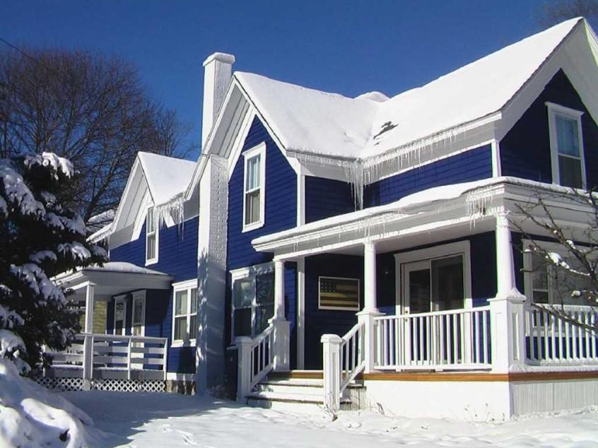 Warna Untuk Desain Eksterior Rumah Minimalis